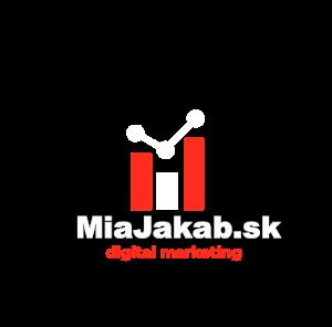 Miajakab.sk tvorba webu a e-shopu wedesign